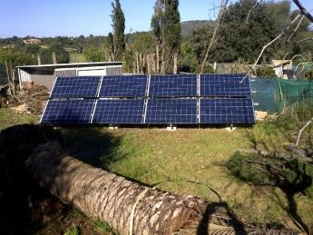 Energía Solar en Mallroca