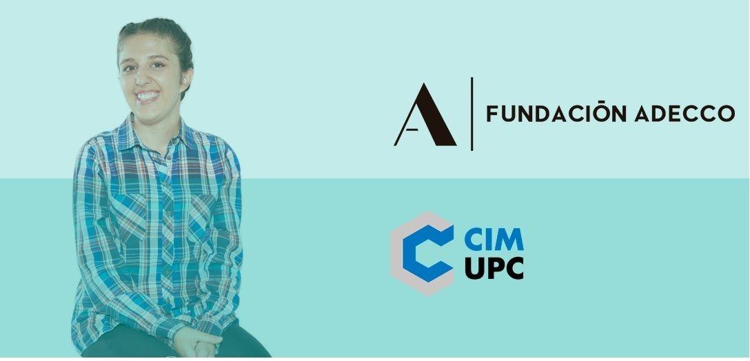 Foto de Becas Fundación Adecco CIM-UPC