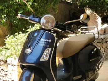 El verano se disfruta a dos ruedas en el Barceló Illetas Albatros