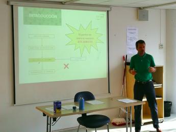 Tot-Net imparte un programa de formación para limpiadores y limpiadoras en Foment de Terrassa