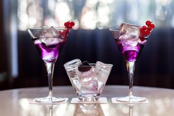 Helado de violetas en Barceló Emperatriz,para una tarde muy cool en Madrid