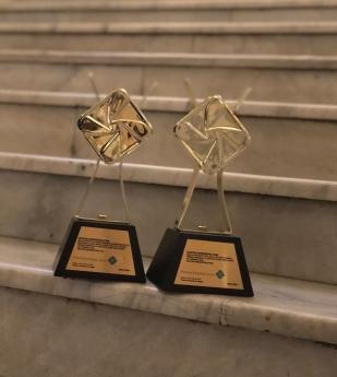 Centraldereservas.com recibe dos premios en la gala nacional del Premio Empresa Social 2018