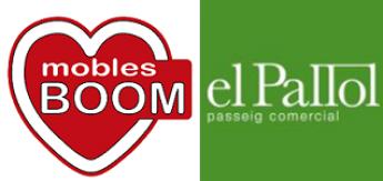 El Pallol Paseo Comercial y Muebles BOOM