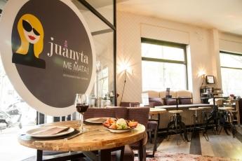 El mejor #FoodStyle del Barrio de Salamanca está en Juanyta ME MATA!
