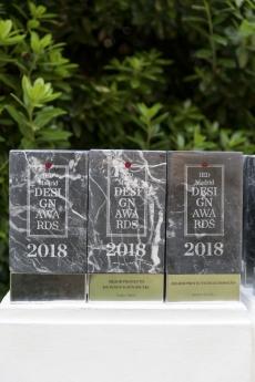Foto de Los galardones IED Design Awards 2018, diseñados por Carlos