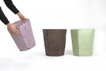 Foto de Uno de los proyectos ganadores, los muebles