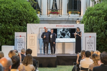 Foto de El publicista Toni Segarra recoge el premio a Mejor