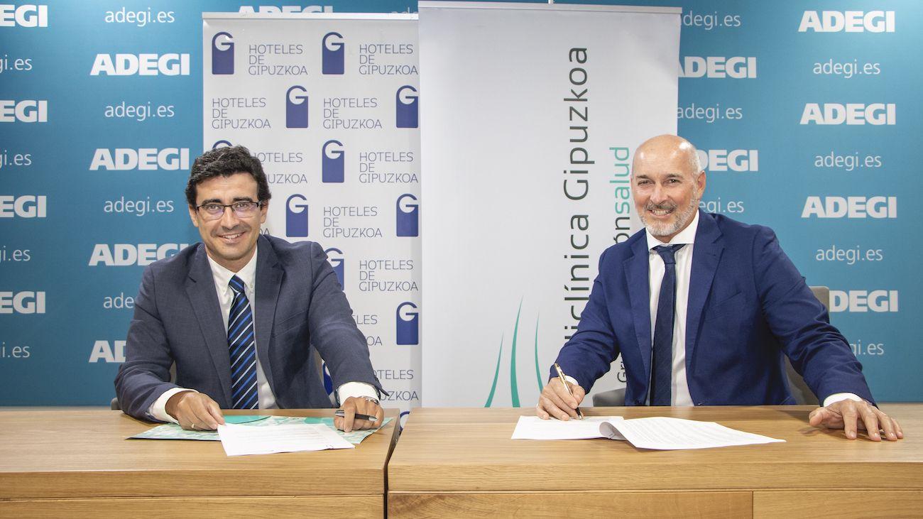 Un plus de salud para los hoteles de Gipuzkoa