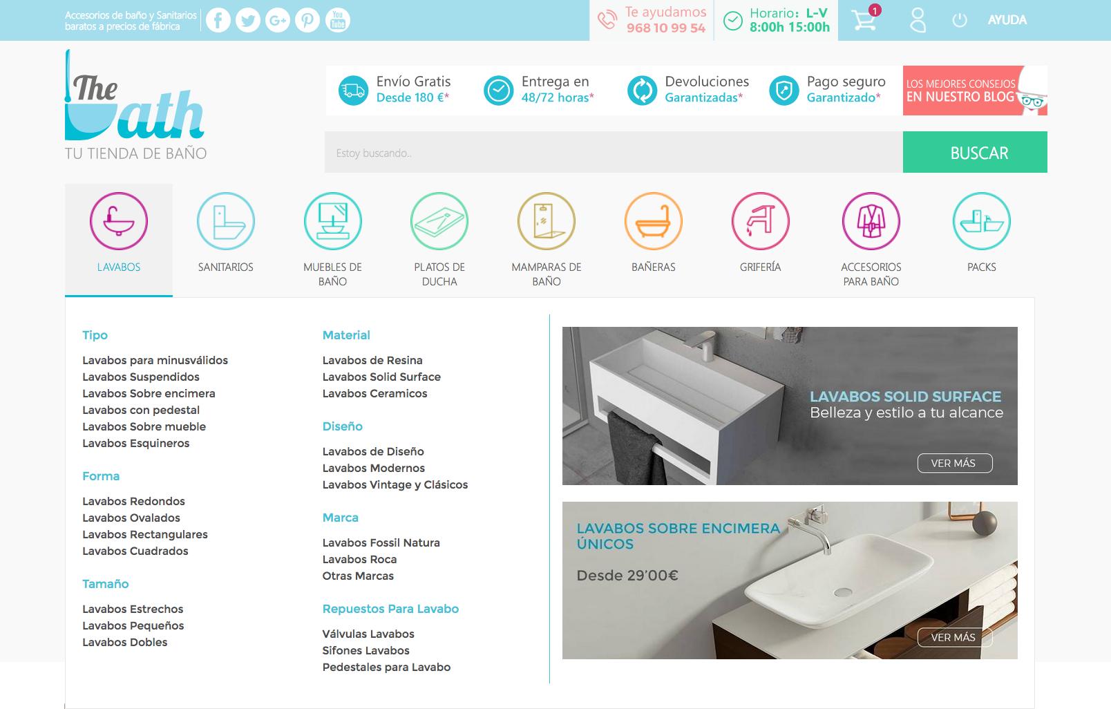 Foto de La tienda online de baño que revoluciona tu hogar