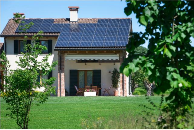 Foto de Autoconsumo con placas solares SunPower