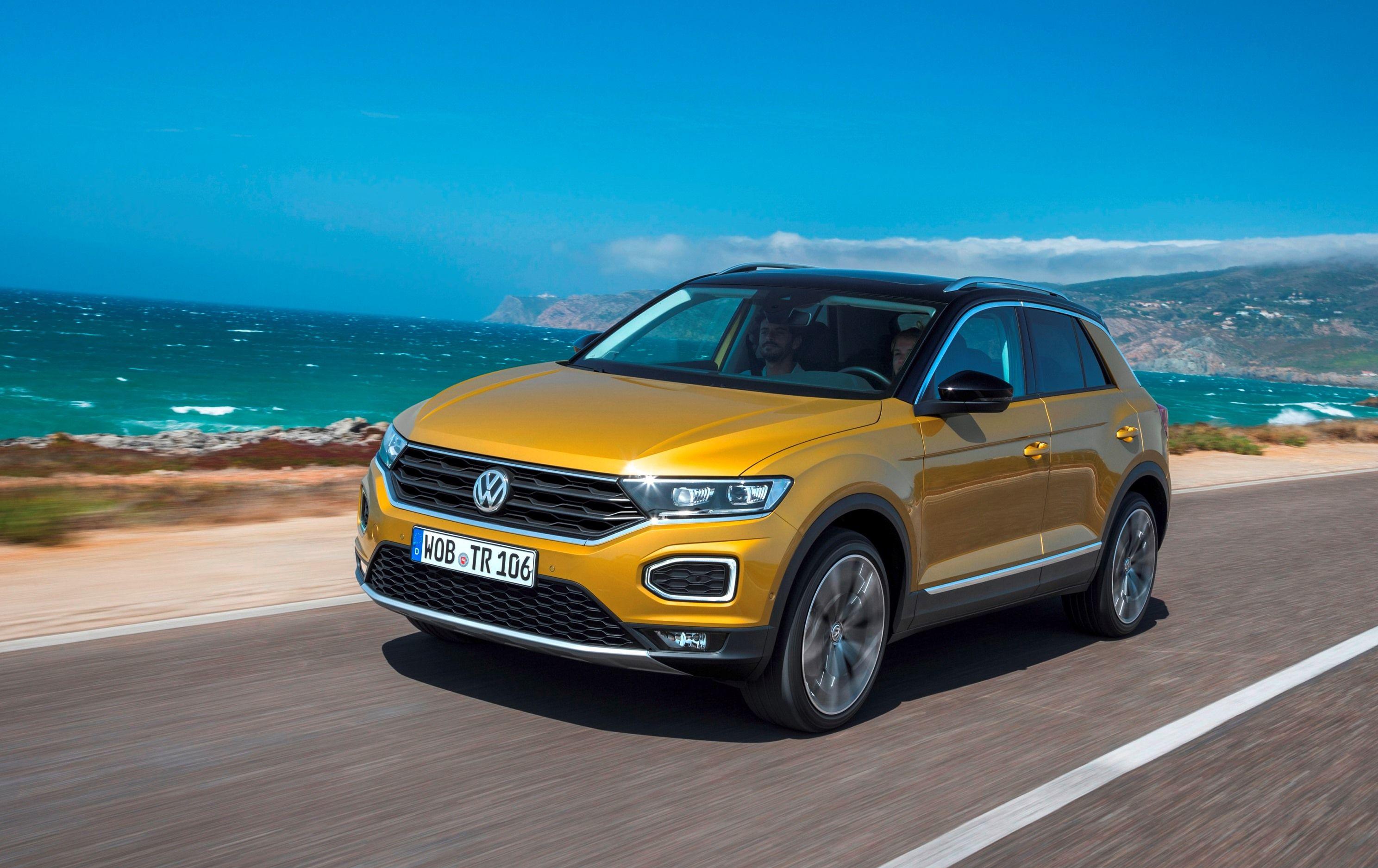 Foto de Volkswagen T-Roc
