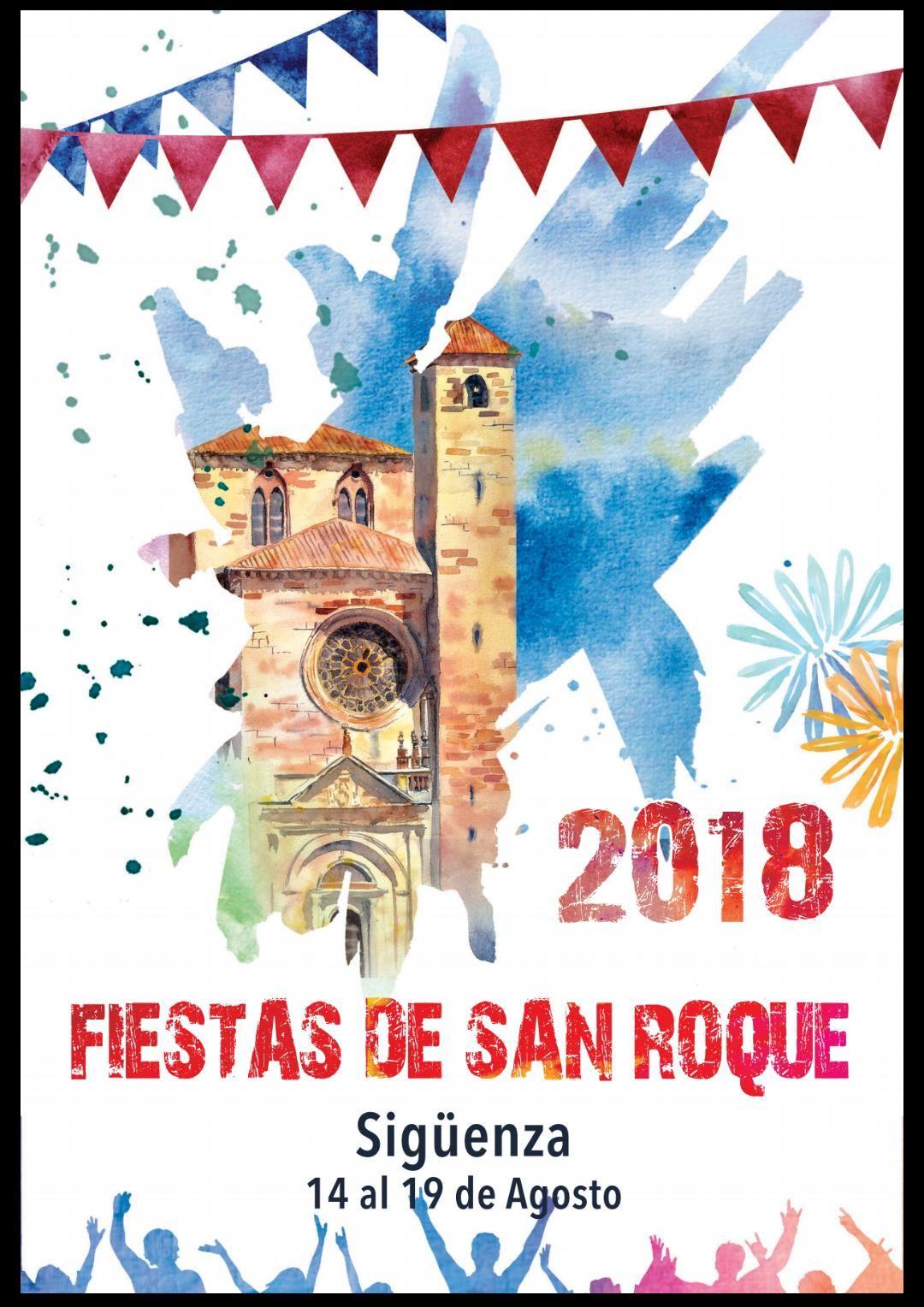 Anna Zelinskaya, ganadora del concurso de carteles de San Roque 2018