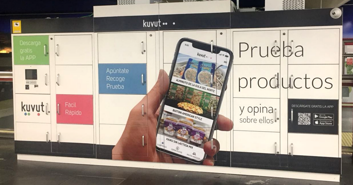 Las taquillas refrigeradas llegan al Metro de Madrid de la mano de FrigiKern y Kuvut