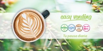 Easy Vending reinventa la máquina de café