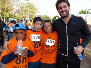 Voluntario viajero en América Latina