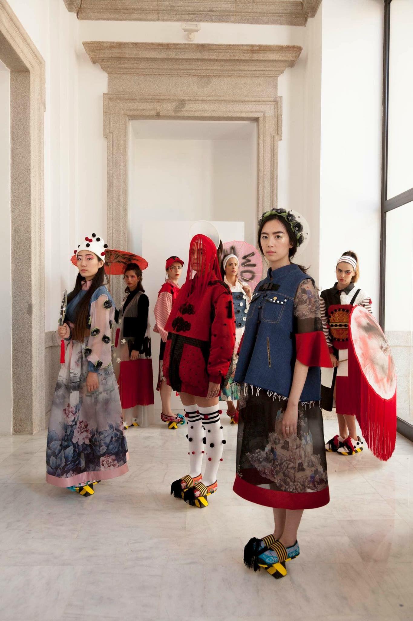 Foto de Diseños de Liyu Zhu, antigua alumna de IED Madrid