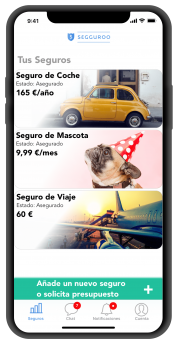 Segguroo, la App definitiva para gestionar los seguros de manera fácil, rápida y cómoda este verano