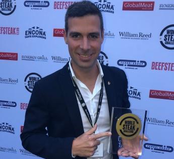 La empresa española Pujol's consigue la medalla de oro en el mundial de la carne de Londres