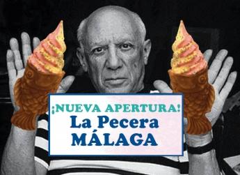 Los taiyakis de La Pecera llegan a Málaga
