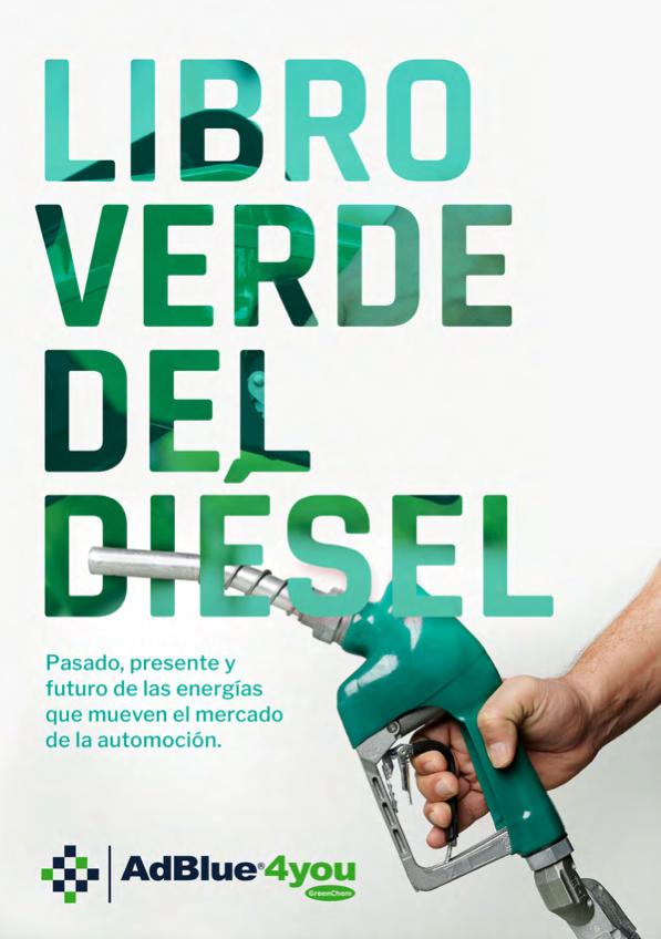 Fotografia Libro Verde del Diésel GreenChem Adblue4you