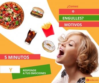 La mayoría de las personas no son conscientes de los motivos de su apetito ni de los motivos de sus compras