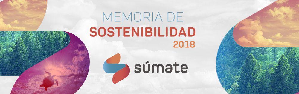 Fotografia Súmate- Memoria de sostenibilidad