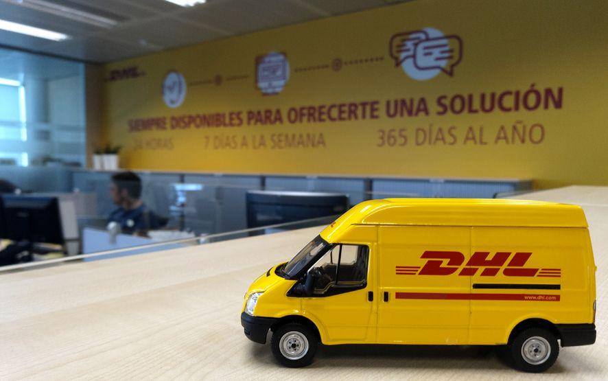 dhl parcel traslada su oficina en madrid para abordar su