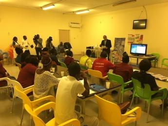 La empresa española Dermo imparte una formación en Guinea Ecuatorial