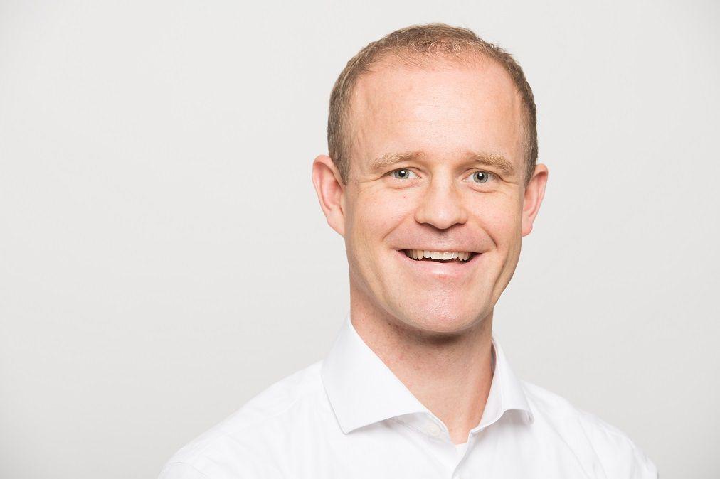 Fotografia Frank Bauer, nuevo director ejecutivo de Eurowings