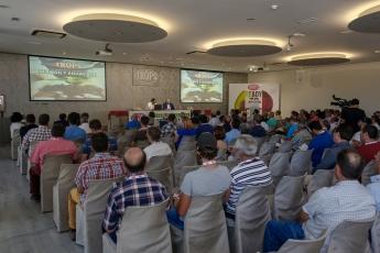 Frutas TROPS reunió a casi medio millar de socios en sus XV Jornadas Técnicas celebradas en Vélez-Málaga
