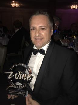Sergio Martínez: Mejor Enólogo de Vinos Generosos del Mundo 2018