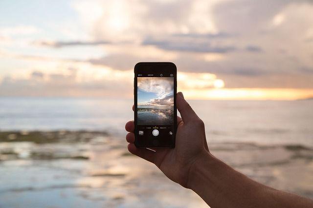 Fotografia En Verano aumenta el robo de móviles