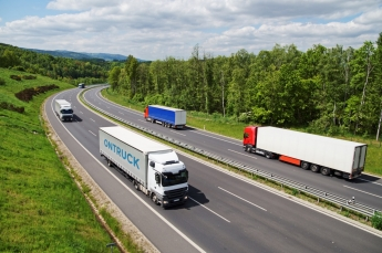 Transporte mercancías julio