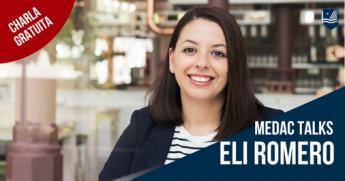 Eli Romero liderará el próximo MEDAC Talks el 26 de Julio a las 18.30h