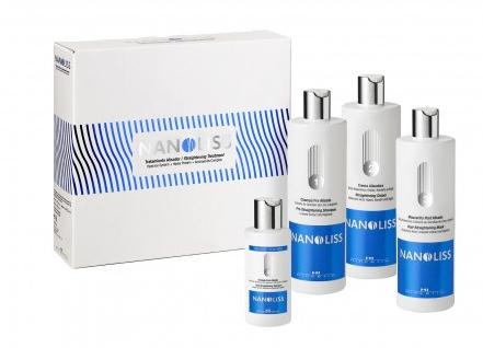 NANOLISS de Hipertin, el revolucionario tratamiento alisador del cabello