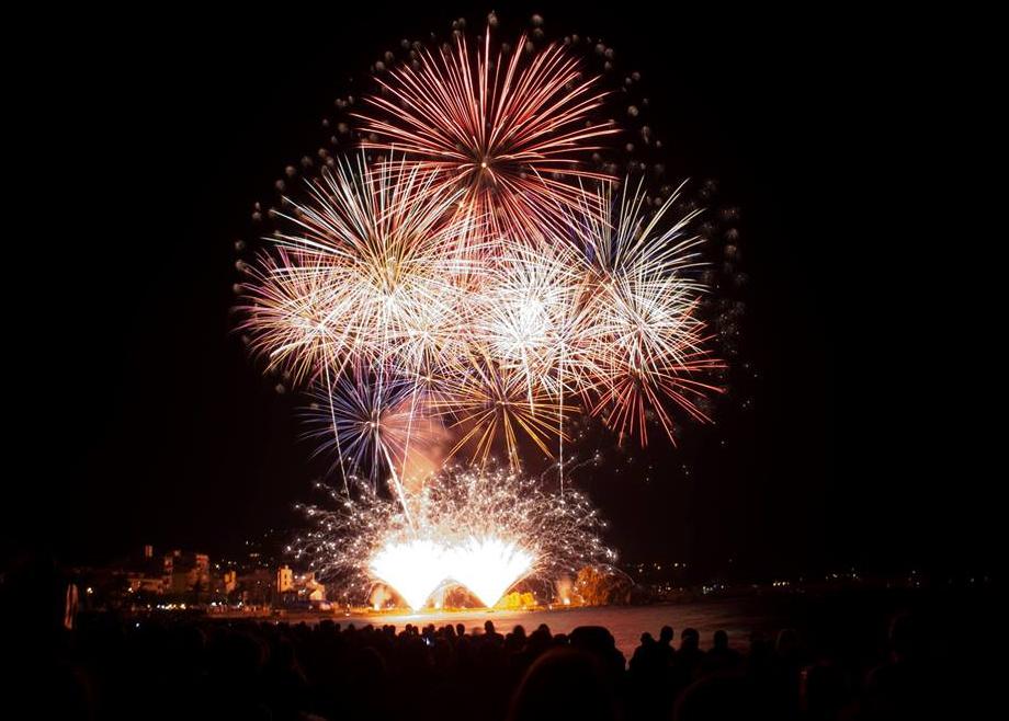 Blanes Celebra Esta Semana El 48º Concurso De Fuegos Artificiales De