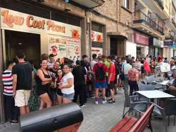 Low Cost Pizza inaugura nuevo establecimiento franquiciado en Valencia