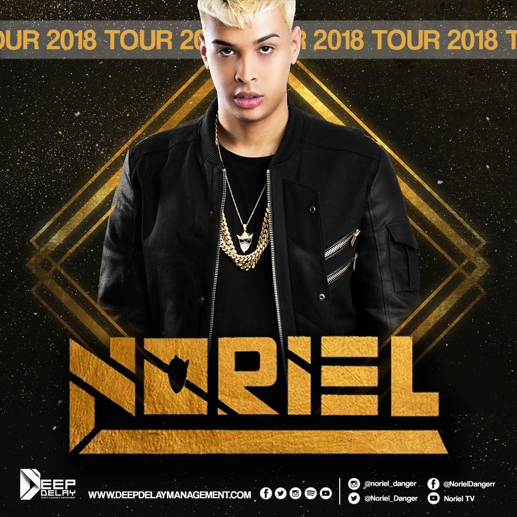 Fotografia Noriel Tour 2018