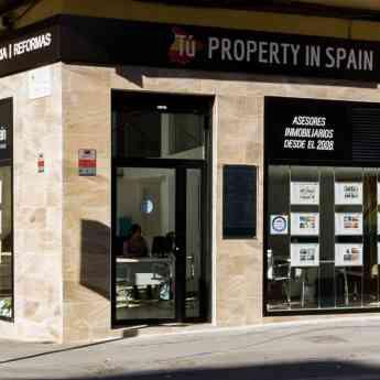 Oficinas de Tu Property in Spain en Alicante