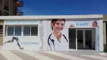 Nuevo centro de Salud Deportiva y Fisioterapia de Aspy Salud en Zaragoza