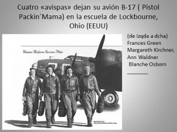 Aviadoras en Guerra