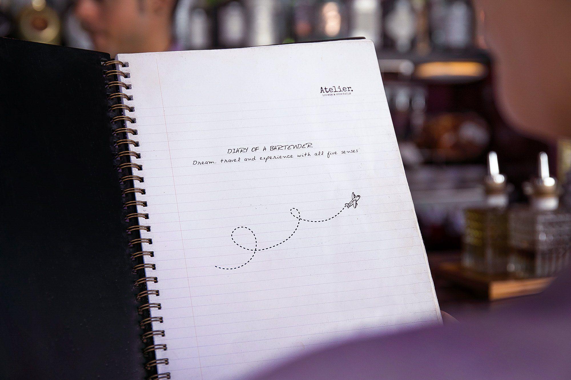 Fotografia Diario de un Bartender