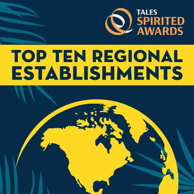 Fotografia Top ten regional establisments