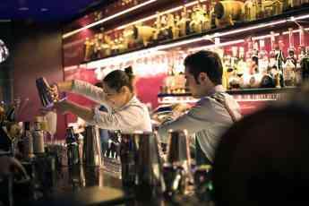 Atelier Cocktail bar del Hotel Bohemia Suites & Spa entre los mejores de Europa
