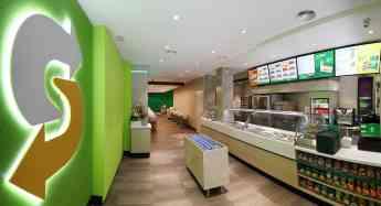 Subway® abre en España su primer restaurante con el diseño ''Fresh Forward''