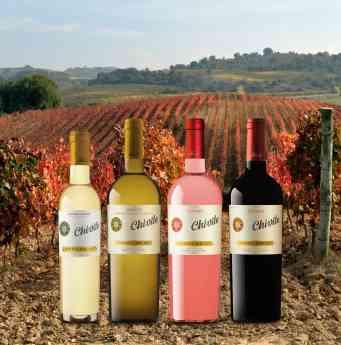 Los vinos Chivite Colección 125 Blanco, Rosado y Vendimia Tardía considerados 'excepcionales' por la Guía Peñín