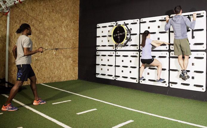 Training Wall, un sello de calidad para el entrenamiento funcional