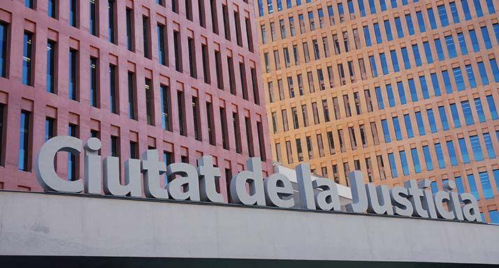 Foto de Juzgados de Barcelona