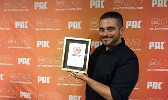 Premiados en los PAC Awards los parques de ocio más relevantes del año