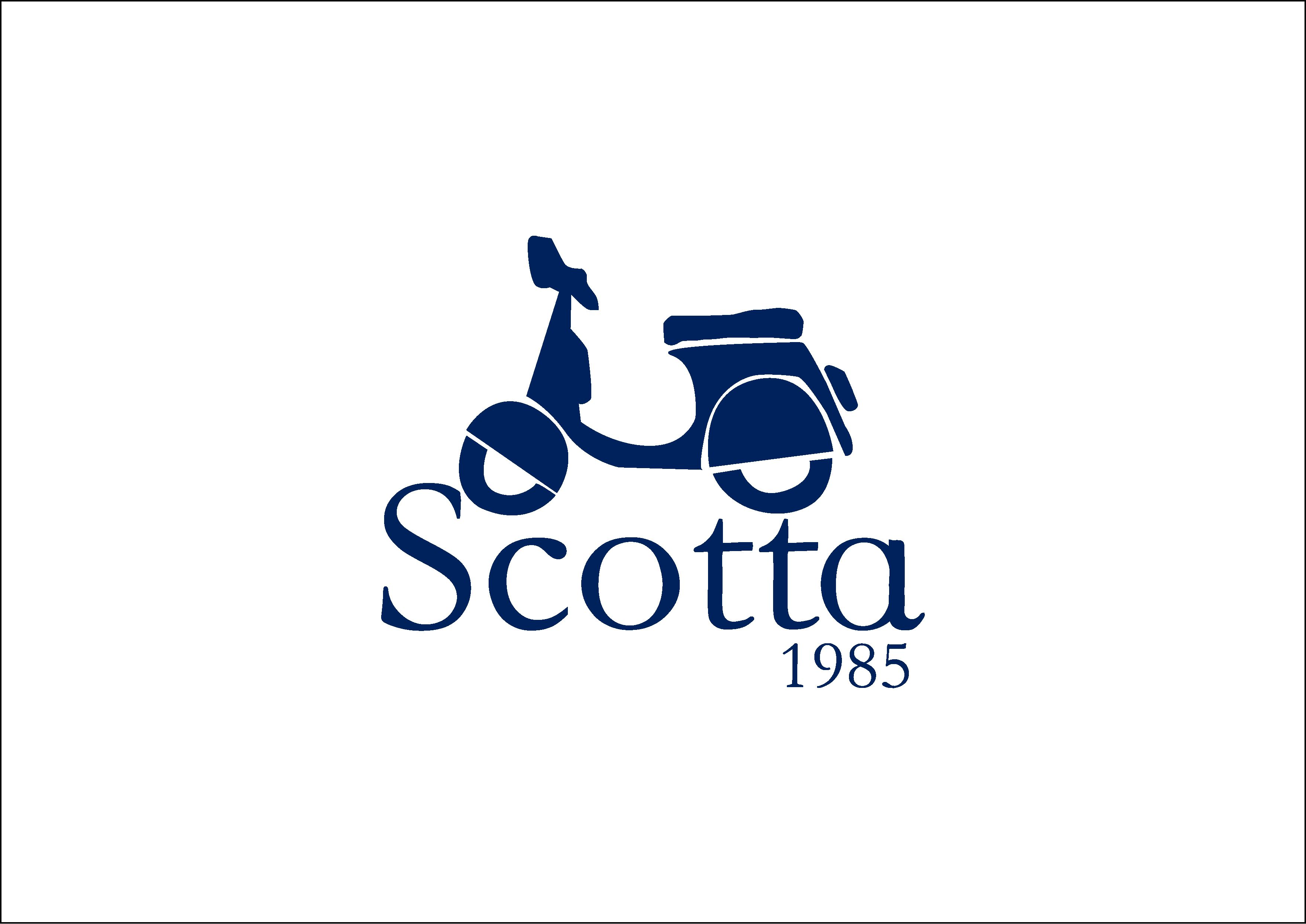 Foto de Logotipo Scotta 1985